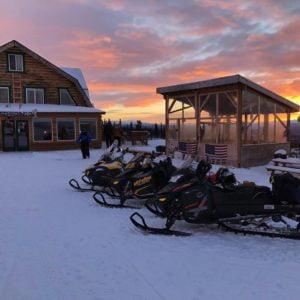 RSVP needed--Alpine Creek Lodge overnighter @ Alpine Creek Lodge overnighter